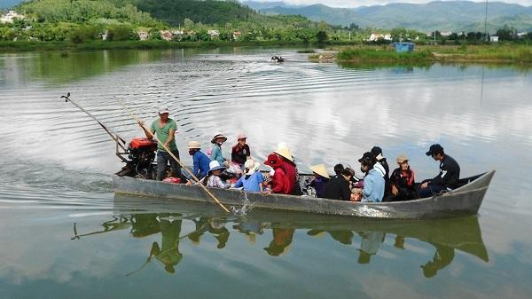 Bình Định: Mơ ước cây cầu nối đôi bờ cách trở