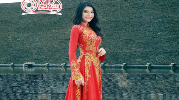 Vẻ đẹp khỏe khoắn của Thí sinh Miss Photo 2017 Đoàn Thị Thu Hà quê Bình Định