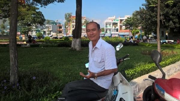 TP Quy Nhơn: Anh xe ôm phòng chống tội phạm
