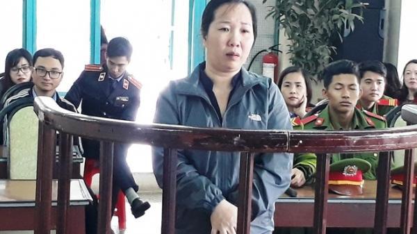 Nữ quái Bình Định lần thứ 5 ra tòa vì tội ăn trộm