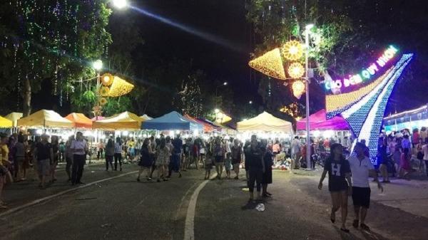 Chợ Ðêm Quy Nhơn - điểm tham quan mua sắm mới