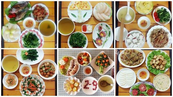 'Siêu cao thủ khéo vén': Nấu hàng loạt mâm cơm ngon giá chỉ 50 nghìn đồng