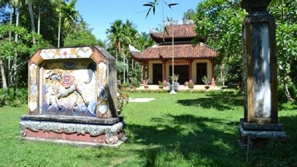 Bình Định: Đề nghị xếp hạng di tích Đền thờ Đào Duy Từ lên cấp quốc gia đặc biệt