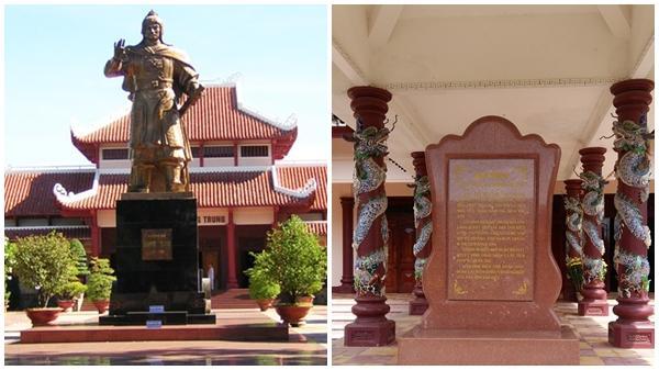 Về Bình Định thăm Tây Sơn Tam kiệt