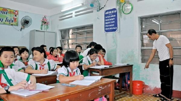 TP Quy Nhơn: Vừa học vừa lo vì trường xuống cấp