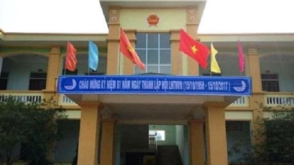 Chủ tịch xã bị trúng 2 phát đạn ngay tại trụ sở UBND xã