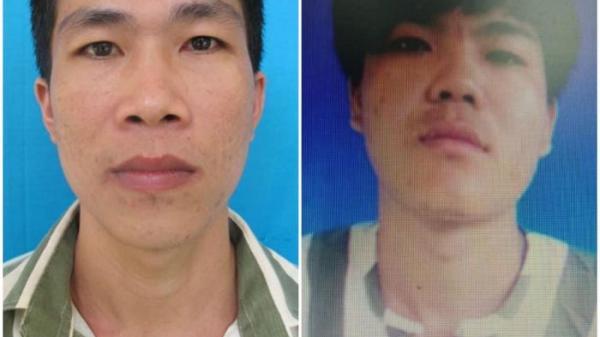 Bình Dương: Cảnh sát truy tìm 2 phạm nhân mang án g.i.ế.t người và cướp tài sản trốn khỏi trạm giam