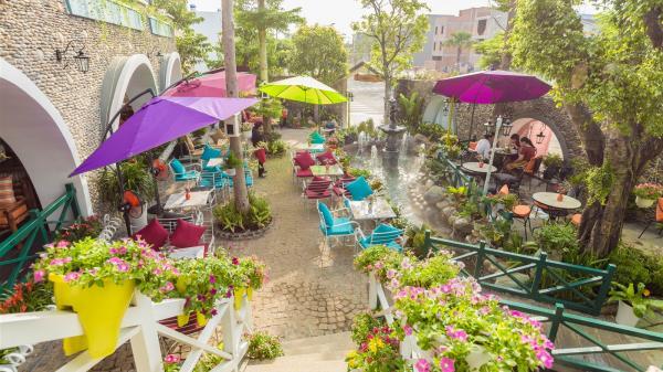Ghim nhẹ 7 quán cafe đẹp từng cm hot nhất Bình Dương