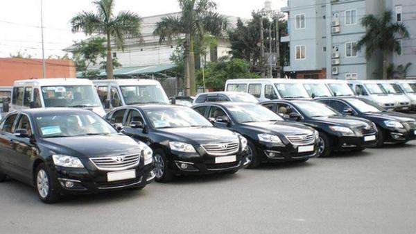 Ô tô bán giá siêu rẻ: 6 triệu đồng/chiếc