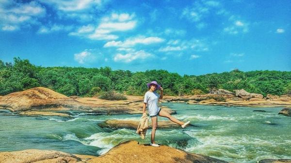 Ngay cạnh Bình Dương, có một 'thiên đường' thác Mai được nhiều bạn trẻ gọi tên mỗi khi hè về!