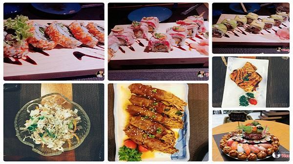No căng bụng với những món ăn ngon khó cưỡng tại Taiyo Sushi Bình Dương