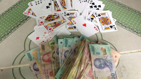 Công an huyện Dầu Tiếng: Triệt xóa nhiều điểm cờ bạc