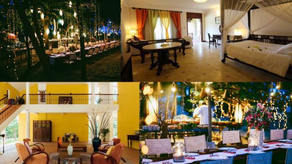TAN CHẢY với resort CỰC CHẤT tựa khu vườn thần tiên sát xịt Bình Dương mùa hè này