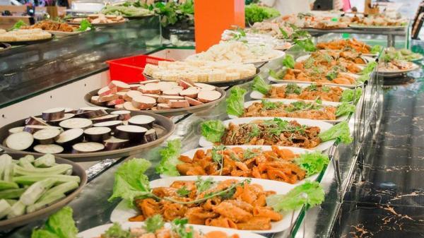 GIẬT MÌNH với 4 quán Buffet nướng chỉ 99K - ăn thả ga không lo về giá ngay tại Bình Dương