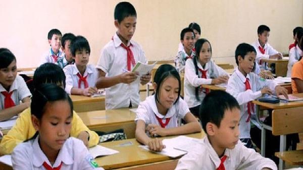 Xét tuyển 100% học sinh hoàn thành tiểu học vào lớp 6 công lập