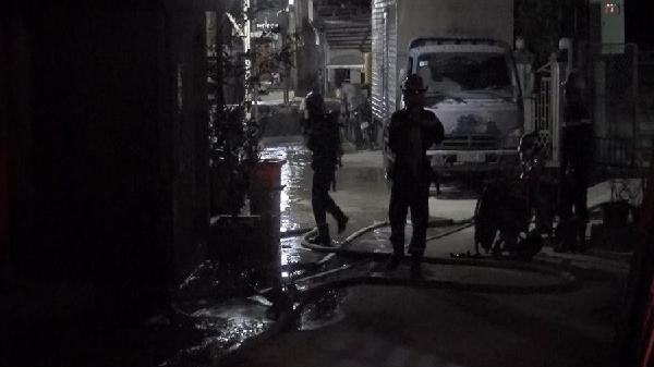 Bình Dương: Rò rỉ khí gas hàng trăm người bỏ chạy