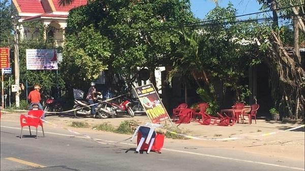 Bình Thuận: Đang ngồi uống cà phê gần nhà, người đàn ông bị đ.âm t.ử v.ong