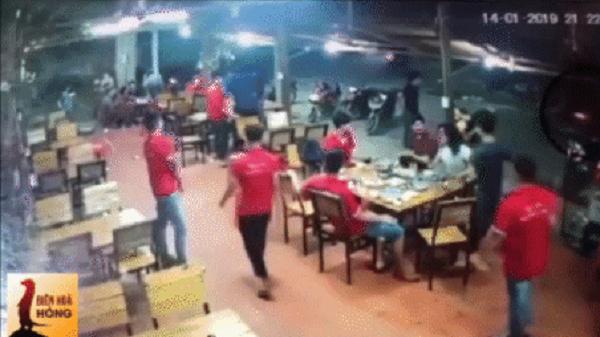 """Đồng Nai: Bỏ về giữa chừng cuộc vui, nhóm người gọi đồng bọn đến """"xử"""" bạn nhậu chung"""