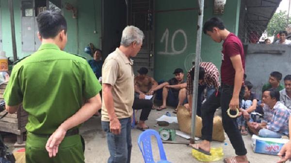 Cảnh s.át triệt phá sòng b.ạc, 10 đối tượng lao xuống sông Đồng Nai trốn thoát
