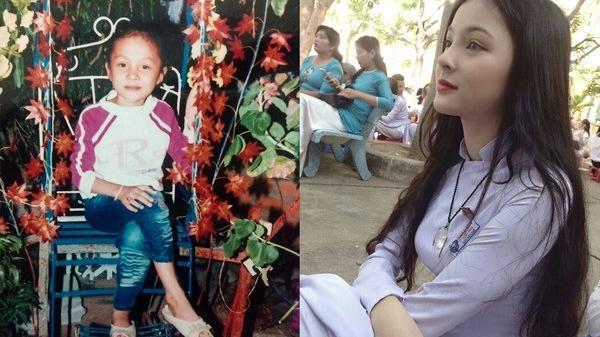Khoe ảnh 'thử thách 10 năm', nữ sinh Bình Thuận bỗng nổi như cồn vì giống Nancy (MOMOLAND)