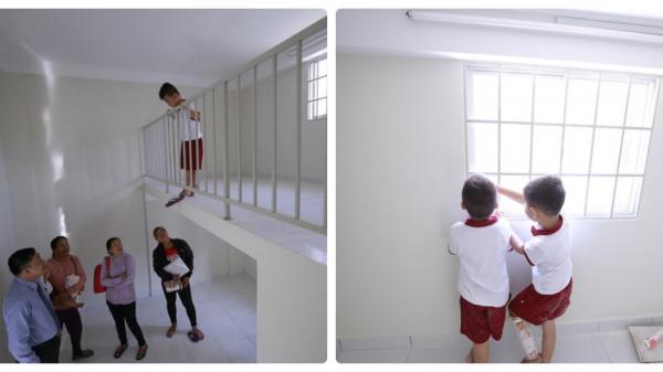 Bình Dương: 3 bé có cha mẹ c.hết dưới bánh container bất ngờ được tặng 2 căn hộ