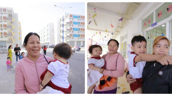 """Tết này 3 bé mồ côi sau vụ tai nạn container đã có nhà mới, bà nội xúc động: """"Giống như mơ vậy!"""""""