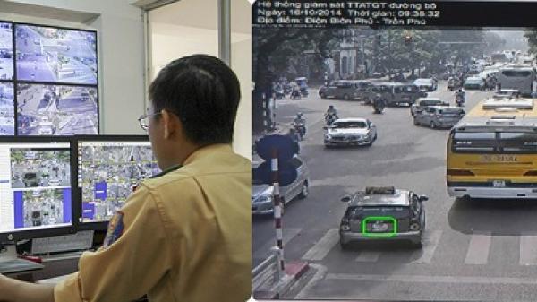 """Bình Thuận: 3 tháng, hơn 2.000 trường hợp bị """"phạt nguội"""""""
