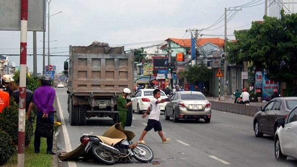 Đồng Nai: Chạy xe máy vào làn ô tô trên quốc lộ, nam thanh niên t.ử v.ong tại chỗ