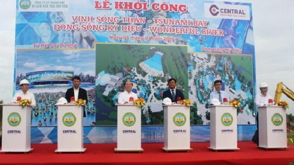 Đầu tư 50 ngàn tỷ đồng cho thành phố du lịch Sơn Tiên, Đồng Nai