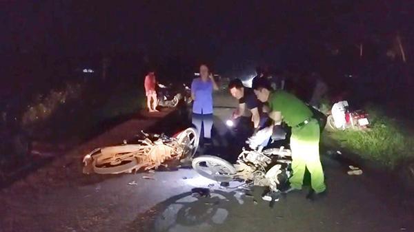 Đồng Nai: 2 xe máy đ.âm nhau, một người c.hết, một người bị thương
