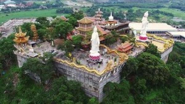 Cùng tìm hiểu chùa núi Châu Thới (Bình Dương), ngôi chùa cổ nhất Đông Nam Bộ