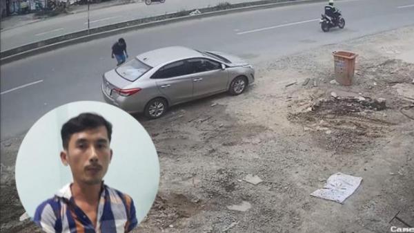 Bình Dương: Tên trộm ô tô bị bắt sau khi đang bỏ trốn