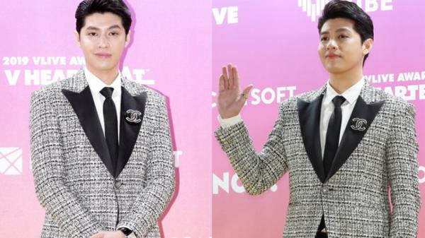 """Đọ sắc GOT7 tại thảm đỏ khủng xứ Hàn, Noo Phước Thịnh bất ngờ được loạt báo Hàn gọi là """"ca sĩ nổi tiếng nhất Việt Nam"""""""