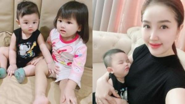 Mới cưới chồng, Bảo Thy vẫn đưa 2 con Trang Pilla sang nhà ngủ cùng