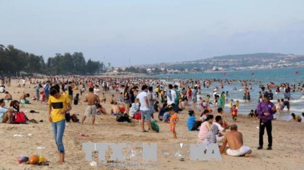 Hơn 6 triệu lượt khách du lịch đến với Bình Thuận trong năm 2019