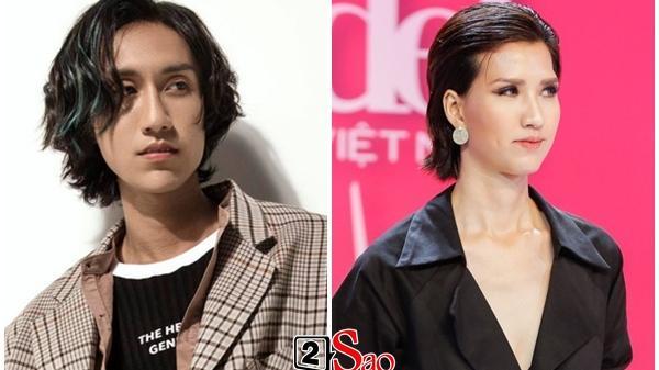 Lynk Lee bị  nghi ngờ phẫu thuật thẩm mỹ vì giống Hồng Xuân Next Top Model như sinh đôi