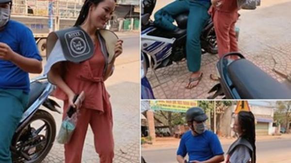 Vợ đi làm tóc để ăn Tết được chồng mua trà sữa và đem tiền 'tiếp tế' tận nơi: Phụ nữ hơn nhau ở tấm chồng