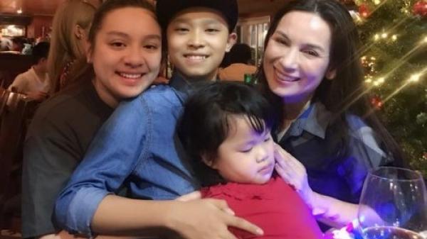 Cuộc sống viên mãn của con gái Phi Nhung sau 2 năm được mẹ công khai