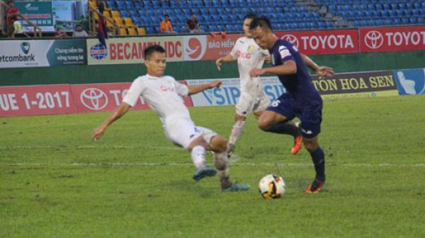 Vòng 22 V-League 2017, TP. Hồ Chí Minh – B.BD: Trận derby sẽ kém nhạt?