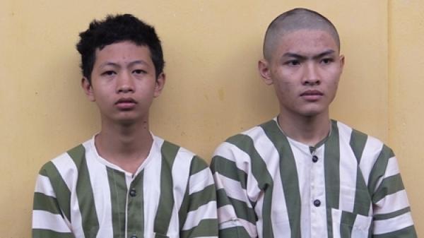 Bắt nhóm gây ra liên tiếp 8 vụ trộm tại Bình Dương