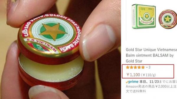 Cao sao vàng gây sốt tại Nhật Bản và Hàn Quốc, một hộp bé con cỏn mà giá lên đến 1,5 triệu
