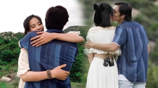 Trai đẹp 1m76 nói về nụ hôn chứng minh tình cảm với Nam Em suốt thời gian qua