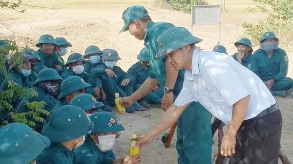 """Bình Thuận: Cần nhân rộng mô hình """"tiếp sức mùa huấn luyện"""""""