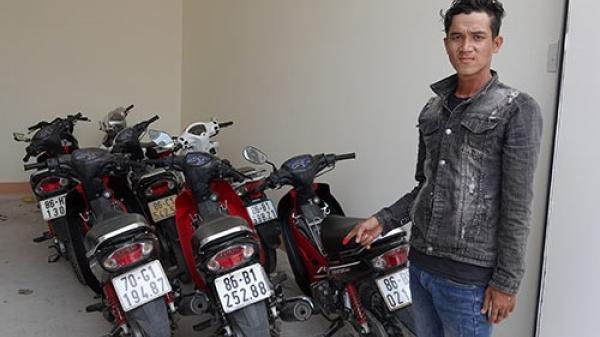 Cảnh giác tội phạm trộm cắp xe máy