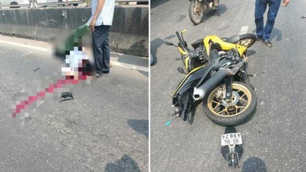 Bình Thuận: Lại xảy ra tai nạn chết người gần nơi hai nữ sinh bị nạn thương vong