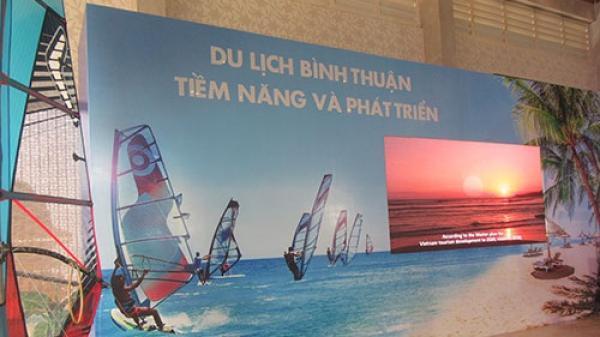 Bình Thuận: Xúc tiến đầu tư theo trọng tâm, trọng điểm