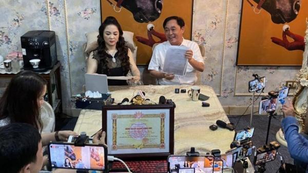 """Đại gia Dũng """"lò vôi"""" tuyên bố trả lại bằng khen cho Bình Thuận"""