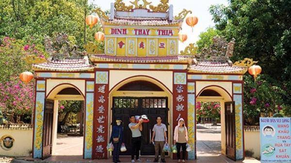 Bình Thuận: Một ngày ở dinh Thầy Thím
