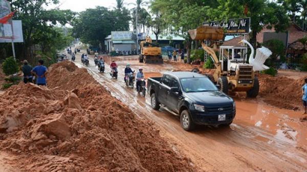Bình Thuận: Hiểm họa lũ cát từ dự án bất động sản trên cao