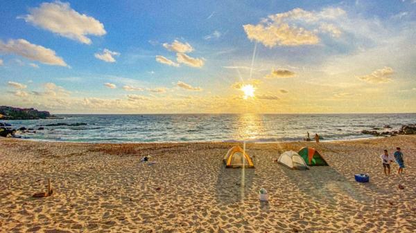 3 ngày 2 đêm cắm trại trên đảo Phú Quý